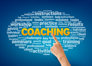Coaching - Word Cloud